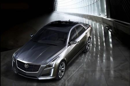Cadillac CTS 2014: 'thi đấu' với xe Đức - ảnh 10