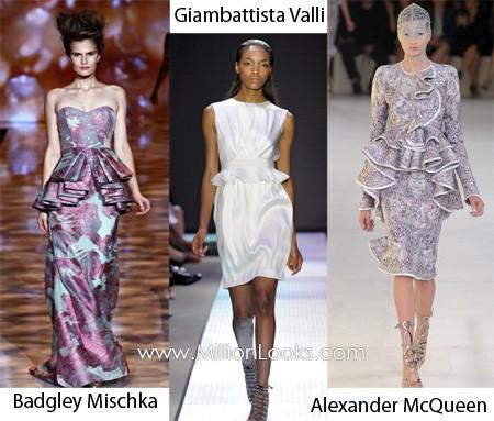 Xu hướng thời trang váy xuân hè năm 2012 - ảnh 18
