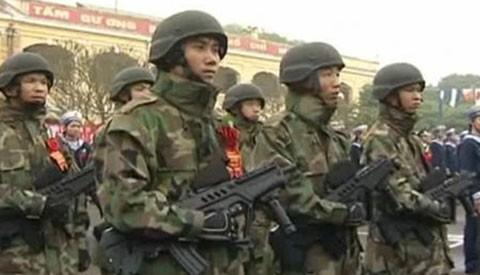 Điểm mặt những vũ khí mới của Việt Nam năm 2012 - ảnh 6