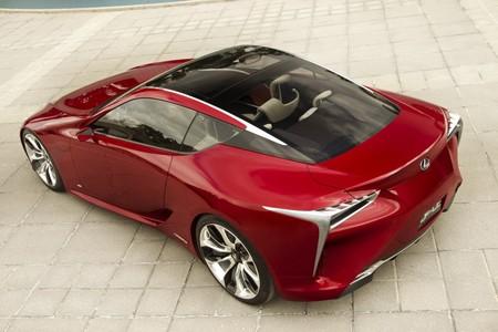 Lexus sẽ sản xuất đại trà 'quái thú' LF-LC - ảnh 6