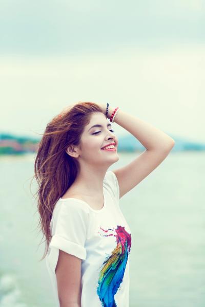 Người mẫu Andrea