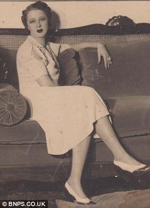 Bà Elena Lupescu, người được Vua Carol II tặng món trang sức quý hiếm.