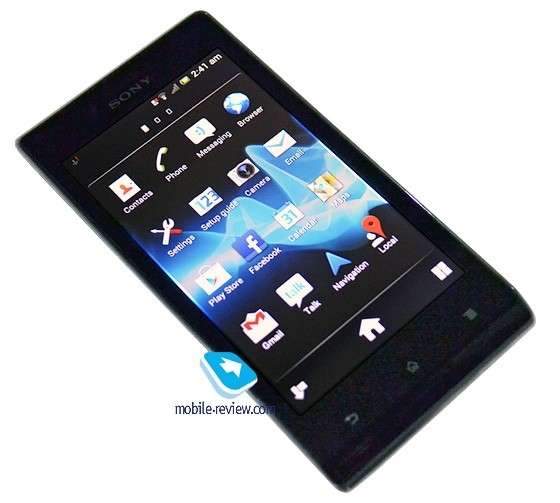 Smartphone Android 4.0 tầm trung Sony Xperia J - ảnh 1