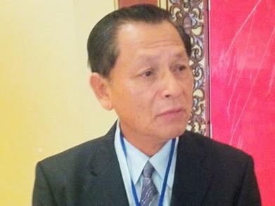 Thượng tướng Lê Thế Tiệm - nguyên Thứ trưởng Bộ Công an