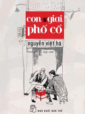 Nguyễn Việt Hà - con giai phố cổ - ảnh 1