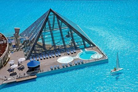 Chiêm ngưỡng bể bơi 'khủng' nhất thế giới - ảnh 7