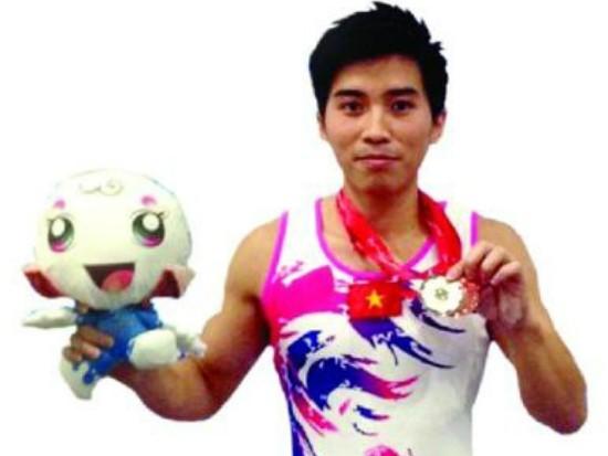 Nguyễn Hà Thanh đang có một quãng thời gian thi đấu với phong độ rất cao
