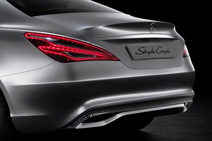 Mercedes-Benz CSC chính thức xuất hiện - ảnh 9