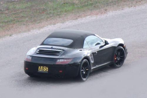 Hé lộ thông tin về Porsche 911 đời 2012 - ảnh 12