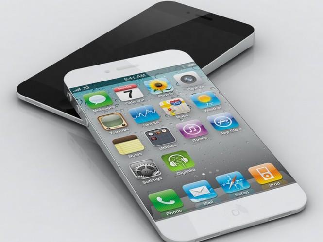 Vỏ siêu bền chống xước của iPhone 5 - ảnh 1