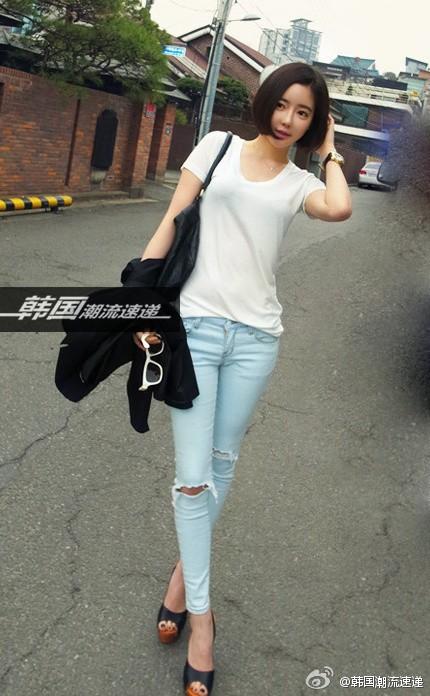 Cuối tuần xuống phố cực chất với quần jeans - ảnh 22