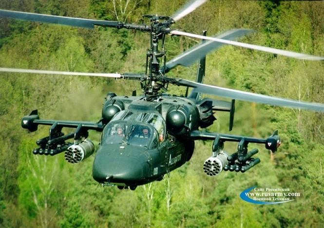 Trực thăng tấn công KA-52