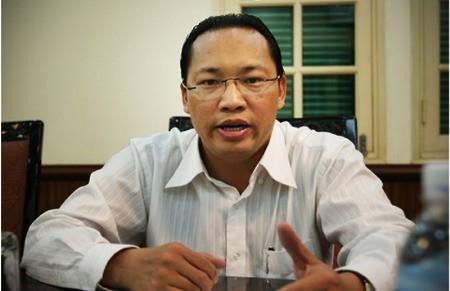 ông Ngô Hải Phan, Cục trưởng Cục Kiểm soát thủ tục hành chính