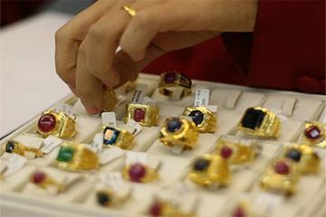 Vàng thế giới tăng, vàng trong nước giảm