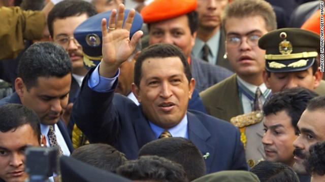 Cố tổng thống Hugo Chavez đã qua đời
