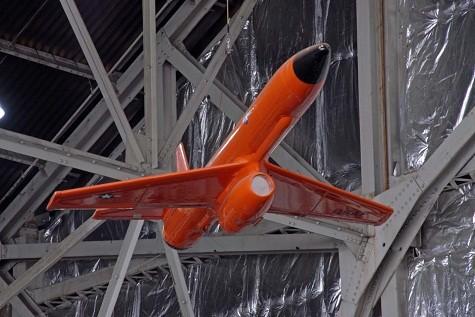 Chiếc MQM-107 Streaker