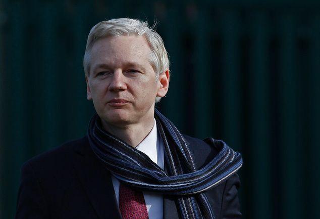 Nhà sáng lập Wikileaks- Julian Assange