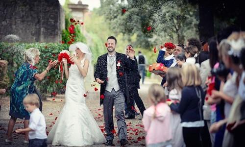 Đám cưới đẹp như mơ của Francesca và Fabio