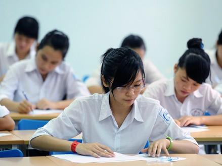 Năm 2013, Bộ quyết định đình chỉ tuyển sinh nhiều ngành học và nhiều trường chưa được tuyển sinh trở lại. Ảnh minh họa: Hoàng Hà