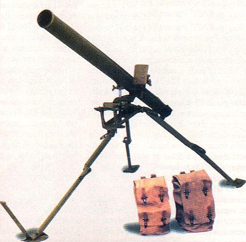 Bão lửa Kachiusa Việt Nam và các loại pháo phản lực - ảnh 2