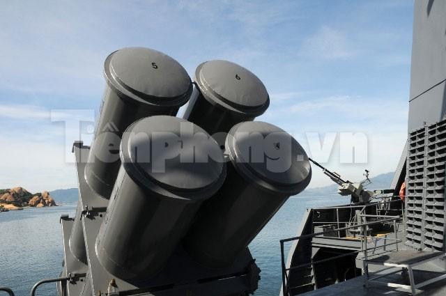 Khám phá uy lực chiến hạm Lý Thái Tổ - ảnh 10
