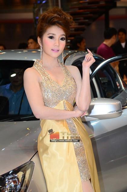 Nhan sắc ngập tràn triển lãm Bangkok 2013 - ảnh 20