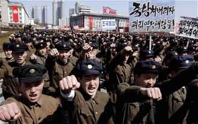 Triều Tiên tuyên bố đã khóa mục tiêu tên lửa nhằm vào các căn cứ quân sự của Mỹ
