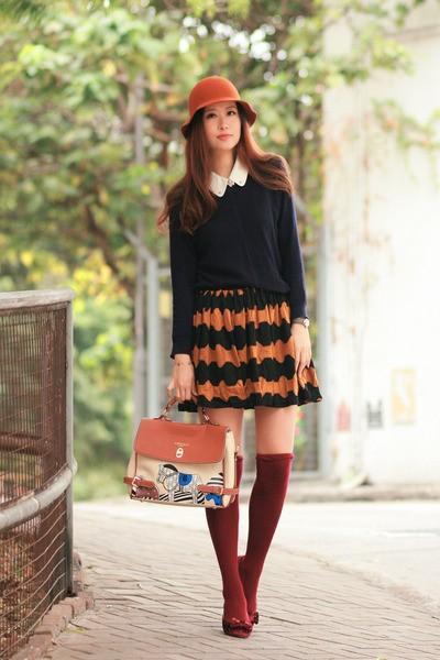 Mix đồ chất như blogger thời trang Hồng Kông - ảnh 3