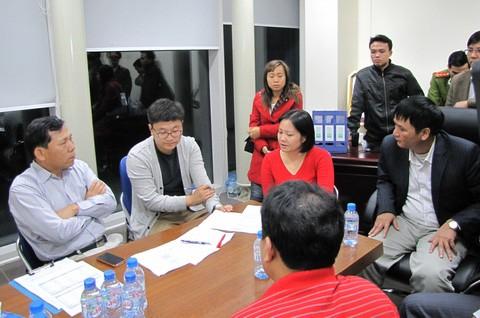 Ban quản lý và cư dân Keangnam chưa tìm được sự đồng thuận