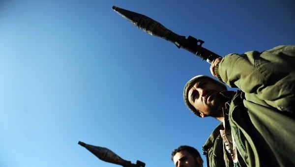 Lực lượng đối lập Syria