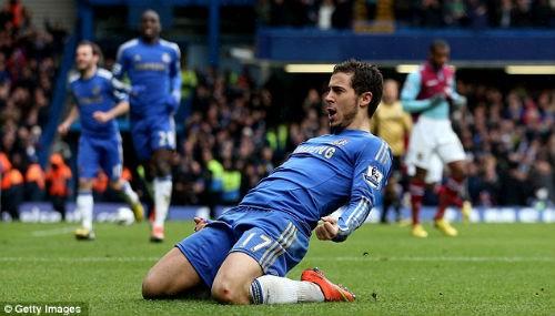 Lampard ghi bàn thứ 200, Chelsea trở lại Top 3 - ảnh 8
