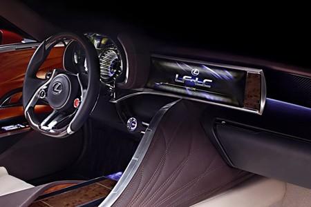 Lexus sẽ sản xuất đại trà 'quái thú' LF-LC - ảnh 10
