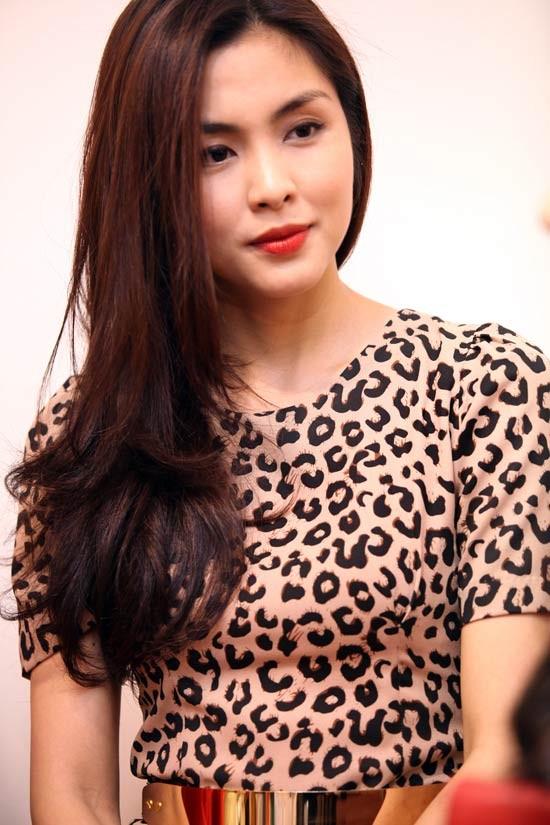 Thời trang tóc của Tăng Thanh Hà - ảnh 5