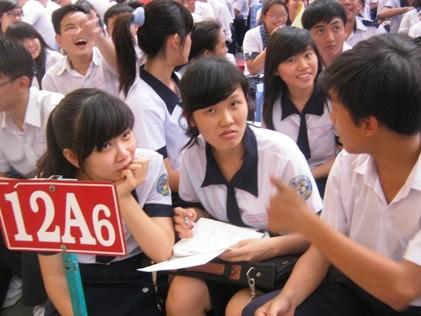 Trong các trình tư vấn mùa thi tổ chức tại các trường ở thành phố, rất hiếm học trò quan tâm đến ngành Sư phạm