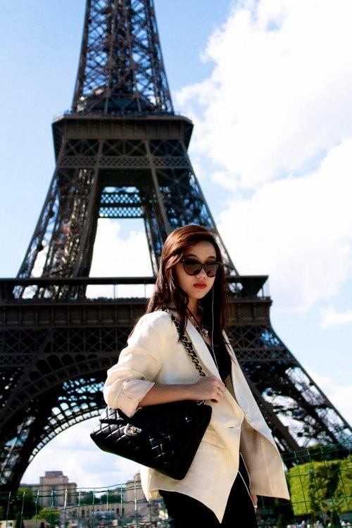 Đa phong cách cùng hot girl Mie Nguyen - ảnh 14