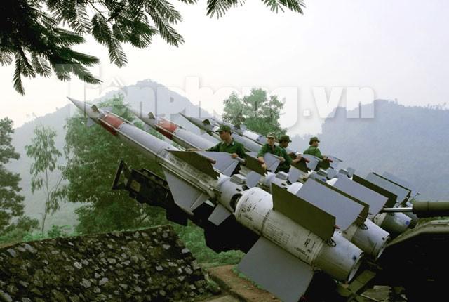 Xem 'Nỏ liên châu' S-125 Pechora truy kích phá địch - ảnh 7