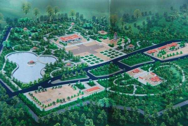 Phối cảnh Dự án Truông Bồn