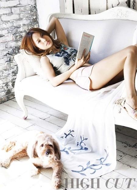 Lee Hyori: 'Sexy vốn sẵn có trong tôi' - ảnh 4