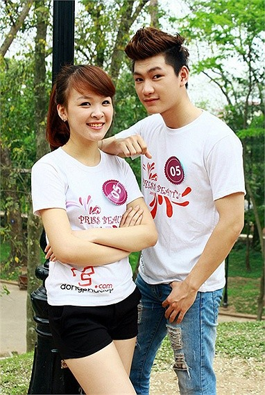 Các cặp đôi này sẽ tranh giải Cặp đôi ấn tượng nhất thông qua việc bình chọn trên Facebook. Cặp đôi của Trần Thị Trang Anh là một trong những cặp đôi ấn tượng nhất cuộc thi