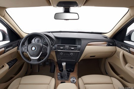 BMW vén màn X3 phiên bản mới - ảnh 17