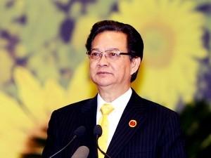 Thủ tướng Nguyễn Tấn Dũng.Ảnh: TTXVN