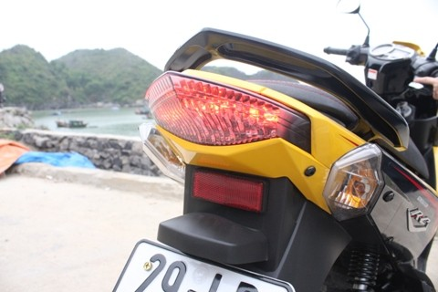 Có nên mua Yamaha Nouvo SX? - ảnh 2