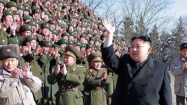 Triều Tiên sắp tập trận quy mô lớn - ảnh 1