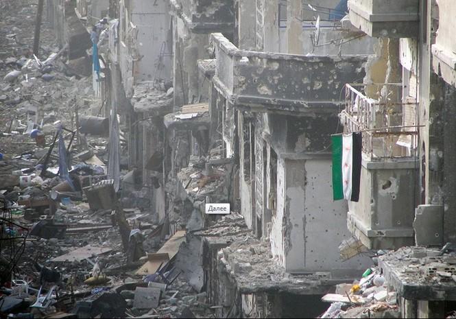 Ai dùng vũ khí hóa học giết 1.300 người ở Syria? - ảnh 6