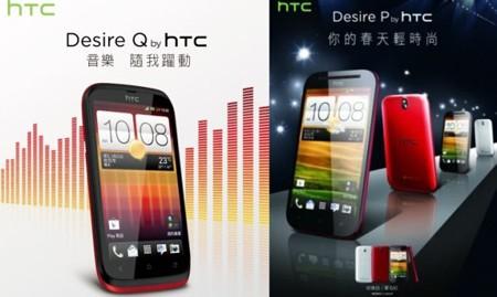 Bộ đôi smartphone tầm trung của HTC lộ diện - ảnh 1