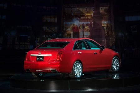 Cadillac CTS 2014: 'thi đấu' với xe Đức - ảnh 2