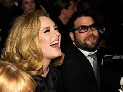 Adele và hôn phu