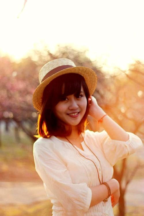 Nữ sinh Việt xinh nhất tại xứ sở hoa anh đào - ảnh 10