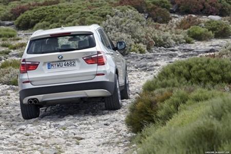 BMW vén màn X3 phiên bản mới - ảnh 11