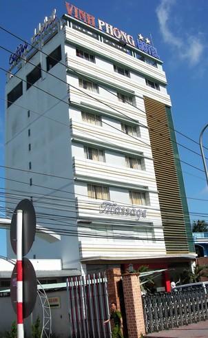 Khách sạn Vinh Phong có một phòng cất giấu tang vật vi phạm của Tùng Ba Thay và đồng bọn